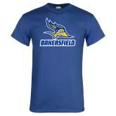 Royal T Shirt-Roadrunner Head Bakersfield