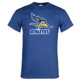 Royal T Shirt-Athletics