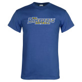 Royal Blue T Shirt-Softball