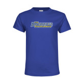 Youth Royal T Shirt-CSU Bakersfield Roadrunners