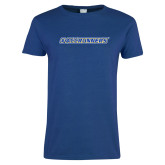 Ladies Royal T Shirt-#AllRunners