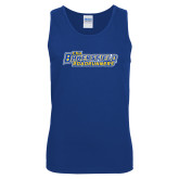 Royal Tank Top-CSU Bakersfield Roadrunners
