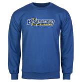 Royal Fleece Crew-CSU Bakersfield Roadrunners