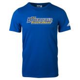 Adidas Royal Logo T Shirt-CSU Bakersfield Roadrunners