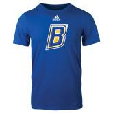 Adidas Royal Logo T Shirt-B
