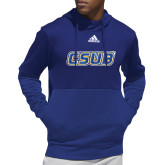 Adidas Royal Team Issue Hoodie-CSUB