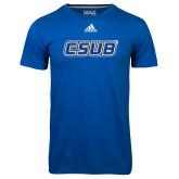 Adidas Climalite Royal Ultimate Performance Tee-CSUB