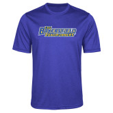 Performance Royal Heather Contender Tee-CSU Bakersfield Roadrunners