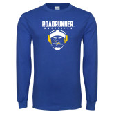 Royal Long Sleeve T Shirt-Roadrunner Wrestling w/ Headgear