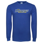 Royal Long Sleeve T Shirt-Wrestling