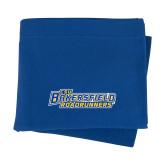 Royal Sweatshirt Blanket-CSU Bakersfield Roadrunners