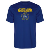 Performance Royal Tee-Roadrunners Soccer Outlines