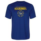 Performance Royal Tee-Roadrunners Soccer Outlines