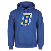 Royal Fleece Hoodie-B