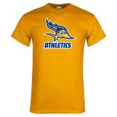 Gold T Shirt-Athletics