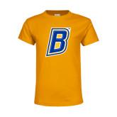 Youth Gold T Shirt-B