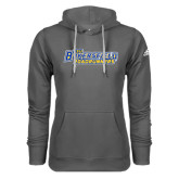 Adidas Climawarm Charcoal Team Issue Hoodie-CSU Bakersfield Roadrunners