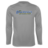 Syntrel Performance Steel Longsleeve Shirt-CSU Bakersfield Roadrunners