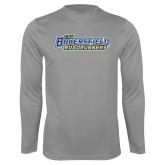 Performance Steel Longsleeve Shirt-CSU Bakersfield Roadrunners