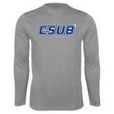 Syntrel Performance Steel Longsleeve Shirt-CSUB