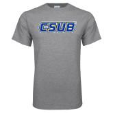 Sport Grey T Shirt-CSUB
