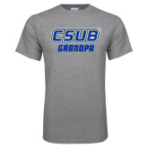 Sport Grey T Shirt-Grandpa
