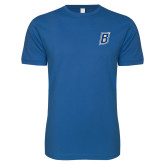 Next Level SoftStyle Royal T Shirt-B