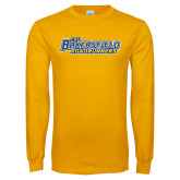 Gold Long Sleeve T Shirt-CSU Bakersfield Roadrunners