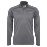 Syntrel Platinum Interlock 1/4 Zip-CSU Bakersfield Roadrunners