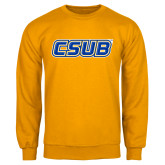 Gold Fleece Crew-CSUB