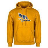 Gold Fleece Hoodie-Primary Logo