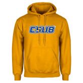 Gold Fleece Hoodie-CSUB