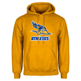 Gold Fleece Hoodie-Athletics