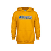 Youth Gold Fleece Hoodie-CSU Bakersfield Roadrunners