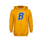 Youth Gold Fleece Hoodie-B