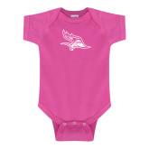 Fuchsia Infant Onesie-Primary Logo