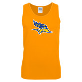 Gold Tank Top-Primary Logo