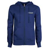 ENZA Ladies Royal Fleece Full Zip Hoodie-CSU Bakersfield Roadrunners