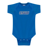 Royal Infant Onesie-CSUB