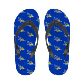 Ladies Flip Flops-Primary Logo