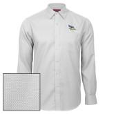 Red House White Diamond Dobby Long Sleeve Shirt-Primary Logo