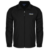 Full Zip Black Wind Jacket-CSU Bakersfield Roadrunners