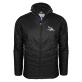 Columbia Mighty LITE Black Jacket-Primary Logo