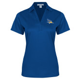 Ladies Royal Performance Fine Jacquard Polo-Primary Logo Embroidery