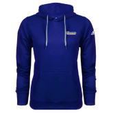 Adidas Climawarm Royal Team Issue Hoodie-CSU Bakersfield Roadrunners