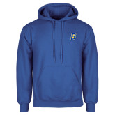 Royal Fleece Hoodie-B Embroidery
