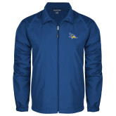 Full Zip Royal Wind Jacket-Primary Logo