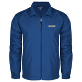 Full Zip Royal Wind Jacket-CSU Bakersfield Roadrunners