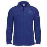 Columbia Full Zip Royal Fleece Jacket-B Embroidery