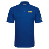 Royal Textured Saddle Shoulder Polo-2017 WAC Champions - Mens Basketball Stacked